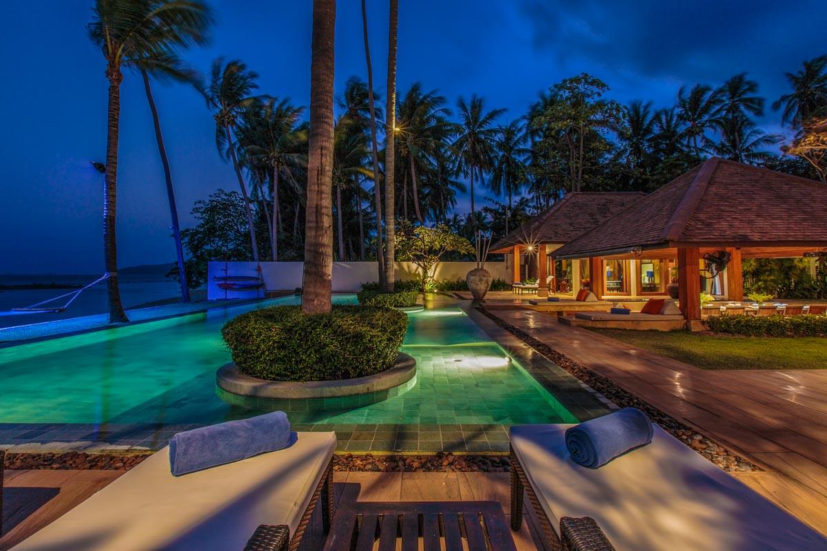 Villa Ban Mekkala, Laem Sor Beach, Koh Samui, Thailand