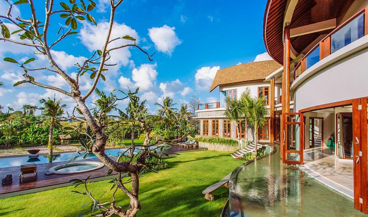 Book Villa Umah Daun Luxury Vacation Rentals By Zekkei