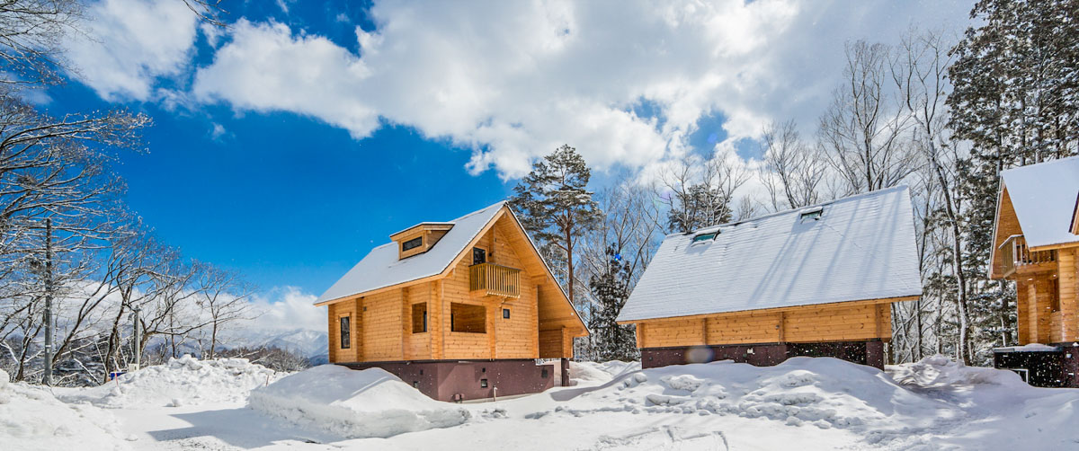 Book Wadano Woods Chalets Luxury Vacation Rentals By Zekkei
